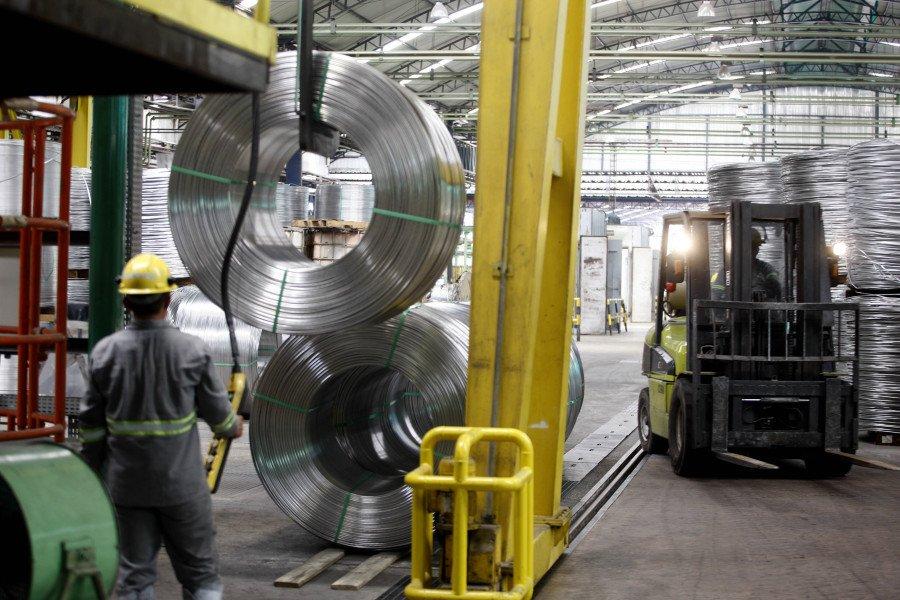 Pará e Mato Grosso lideram crescimento na produção industrial