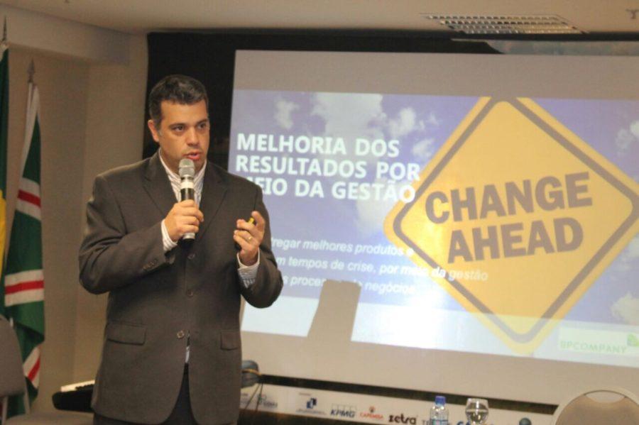 Seminário debate gestão eficiente na administração pública