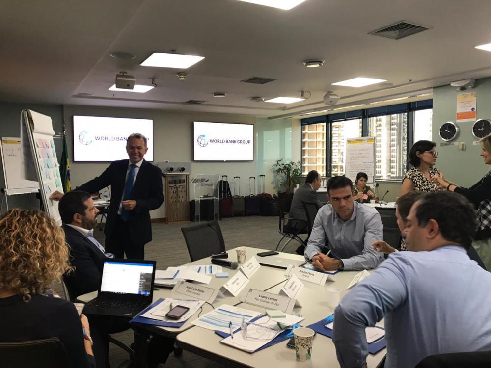 Consad realiza fórum de gestão de pessoas em parceria com o Banco Mundial