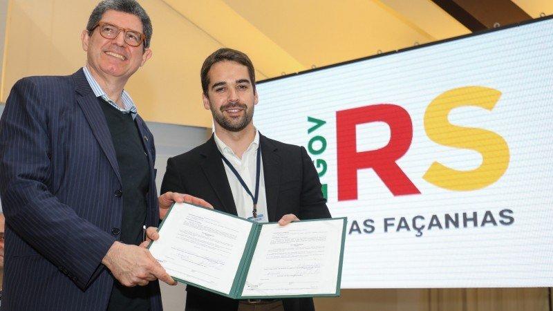 Rio Grande do Sul e BNDS firmam parceria para implementar projetos de desestatização