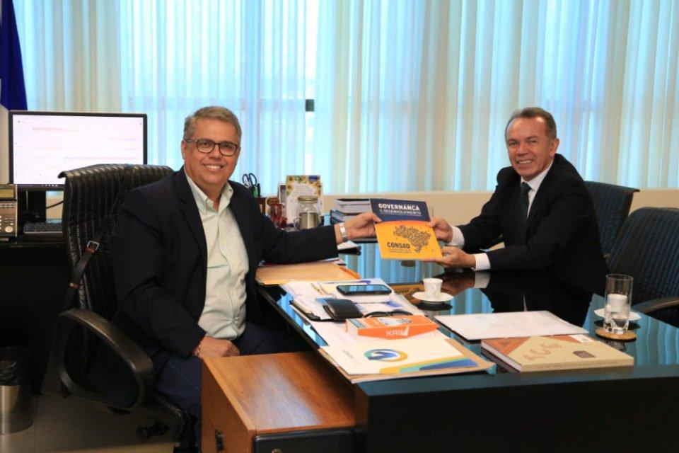 Consad apoiará I Encontro de secretários municipais de Administração doTocantins