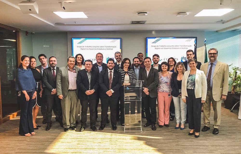 GT de Transformação Digital vence prêmio internacional de inovação no setor público