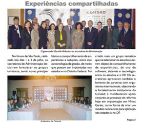 Jornal Consad nº 11 – 2004