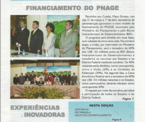Jornal Consad nº 14 – 2005