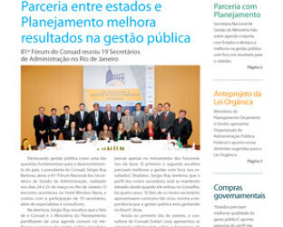 Jornal Consad nº 38 – 2011
