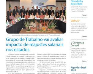 Jornal Consad nº 42 – 2012