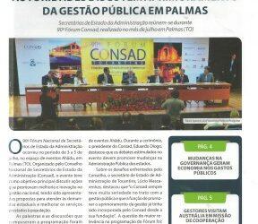 Jornal Consad nº 47 – 2013