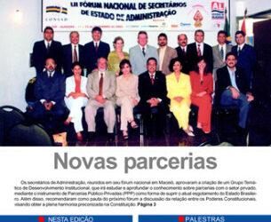 Jornal Consad nº 09 – 2003