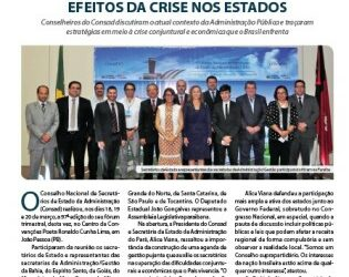 Jornal Consad nº 53 – 2015