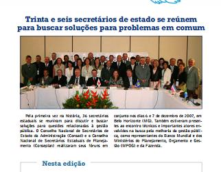 Jornal Consad nº25 – 2007