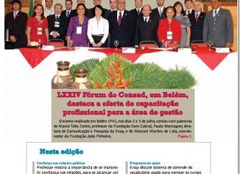 Jornal Consad nº31 – 2009
