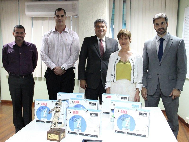 Seger-ES inicia entrega de prêmios aos vencedores do Inoves 2015