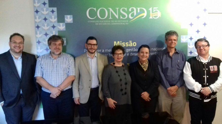 Comitê Científico seleciona trabalhos para 10ª edição do Congresso Consad