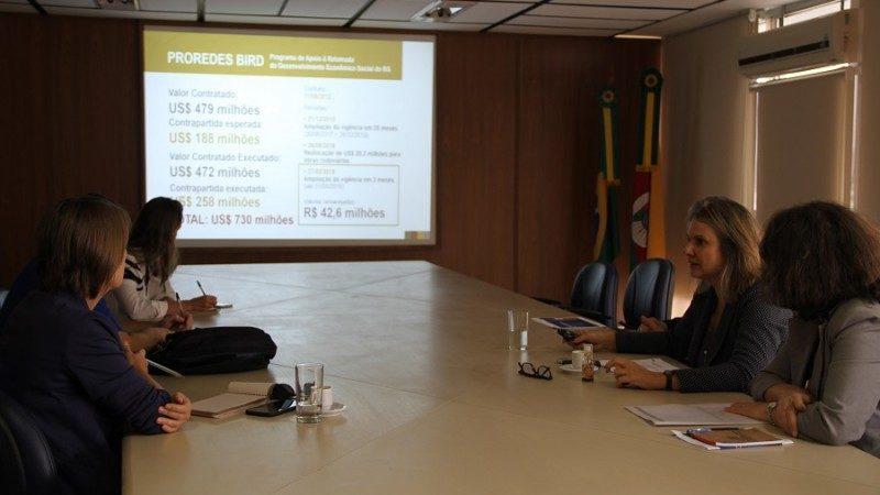 Rio Grande do Sul atinge metas do BIRD em programa de desenvolvimento
