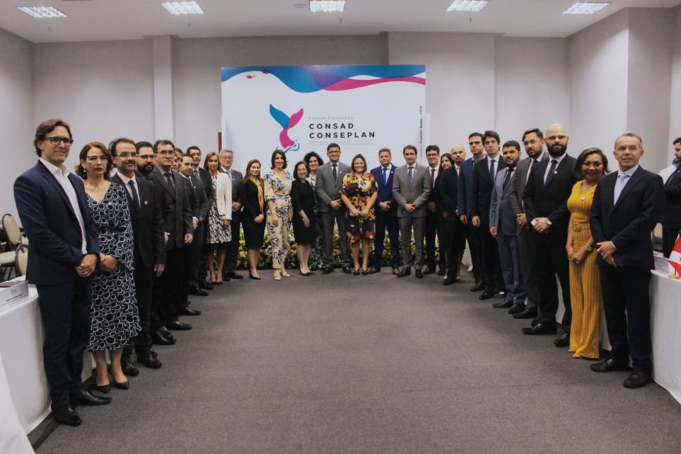 Fórum reúne secretários estaduais de Gestão e de Planejamento em Vitória