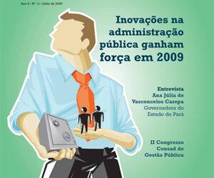 Revista Governança e Desenvolvimento edição nº 11