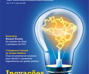 Revista Governança e Desenvolvimento edição nº 9