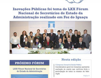 Jornal Consad nº 27 – 2008