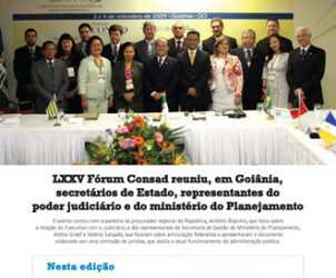 Jornal Consade nº 33 – 2009