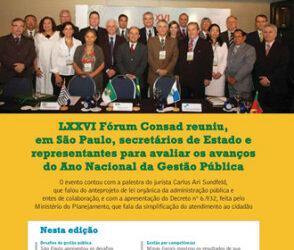 Jornal Consade nº 34 – 2009