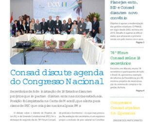 Jornal Consade nº 35 – 2010