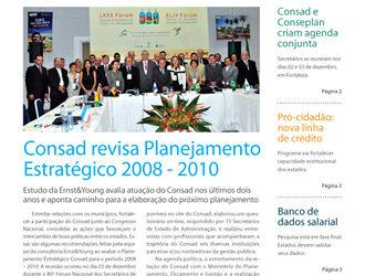 Jornal Consad nº 37 – 2010