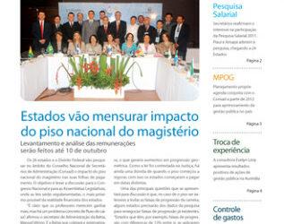 Jornal Consad nº 40 – 2011