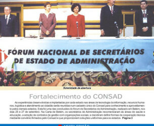 Jornal Consad nº 08 – 2003