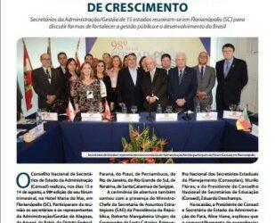 Jornal Consad nº 54 – 2015