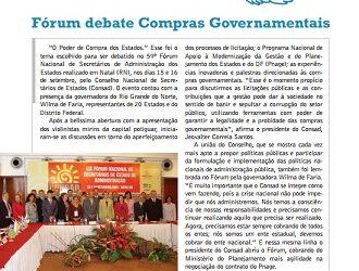 Jornal Consad nº16 – 2005