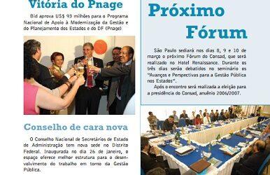 Jornal Consad nº17 – 2006