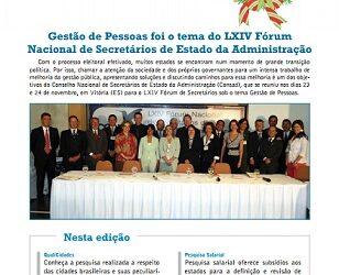 Jornal Consad nº21 – 2006