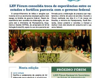 Jornal Consad nº22 – 2007