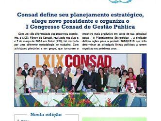 Jornal Consad nº26 – 2008