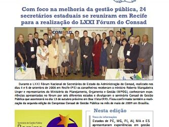 Jornal Consad nº28 – 2008