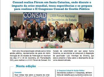 Jornal Consad nº29 – 2009