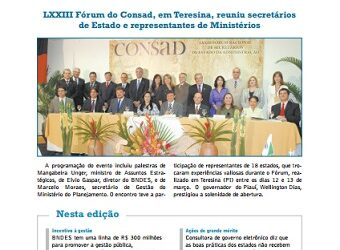 Jornal Consad nº30 – 2009